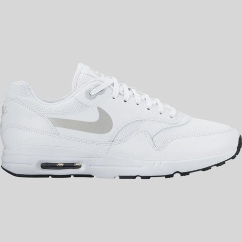 finest selection e25fa ce7f0 Nike Wmns Air Max 1 Ultra 2.0 White Metallic Hematite Black (881104-100)