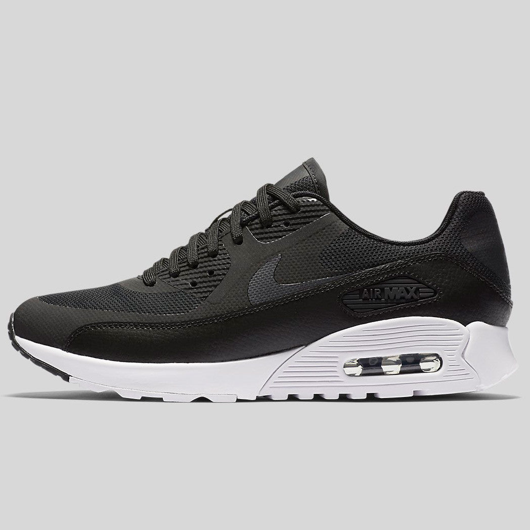 Nike Wmns Air Max 90 Ultra 2.0 Black Metallic Hematite White Black