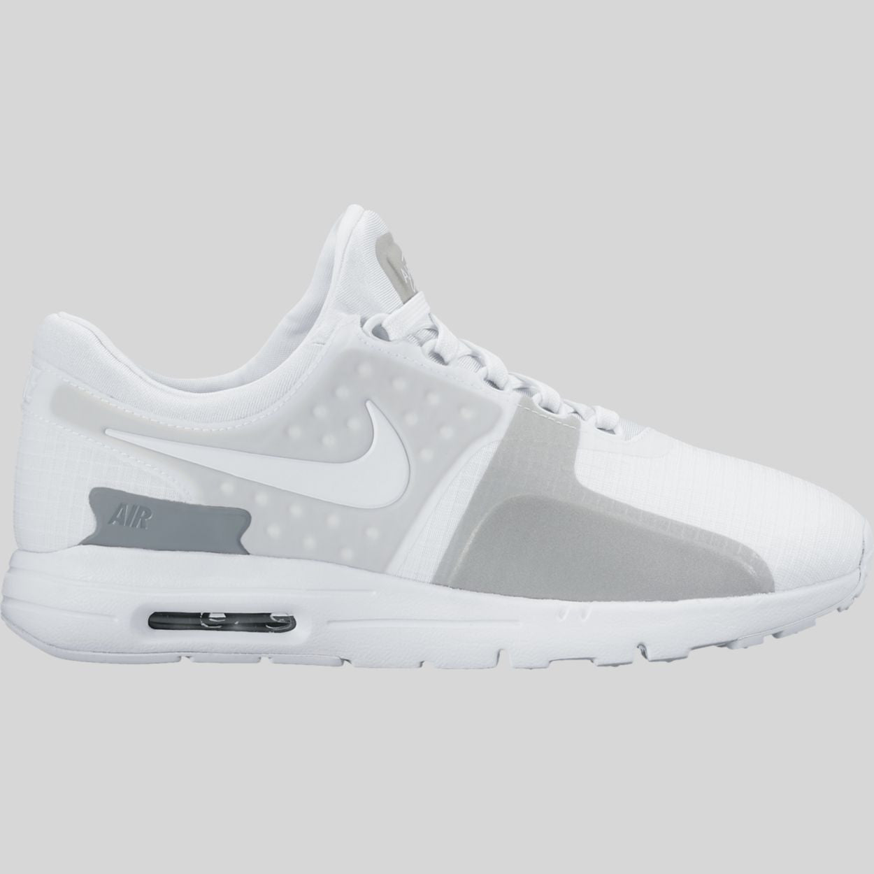finest selection 5736d f541d Nike Wmns Air Max Zero SI White Wolf Grey Reflect Silver (881173-100)