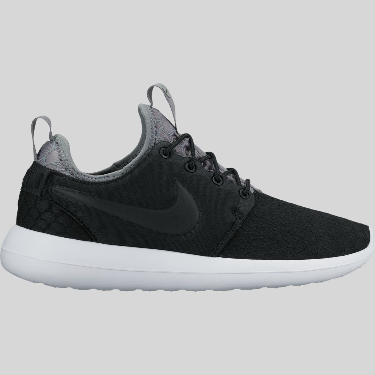 bd1f38983fc4 Nike Wmns Roshe Two SE Black Cool Grey White (881188-001)
