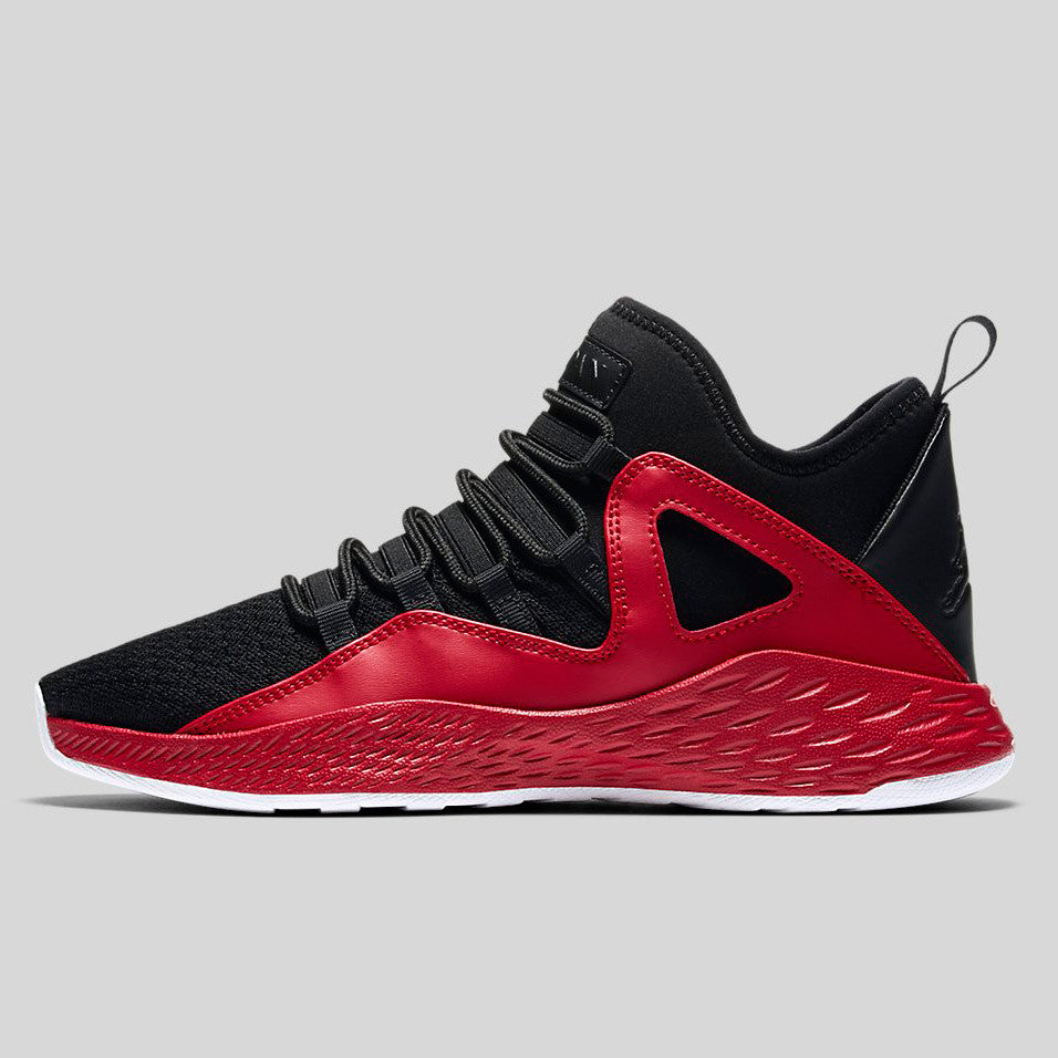 76ab12c801e504 Nike Jordan Formula 23 BG (GS) Black Gym Red White (881468-001 ...