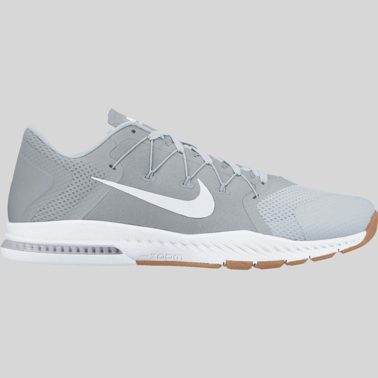 Nike Zoom Train Complete Wolf Grey White Pure Platinum (882119-005)