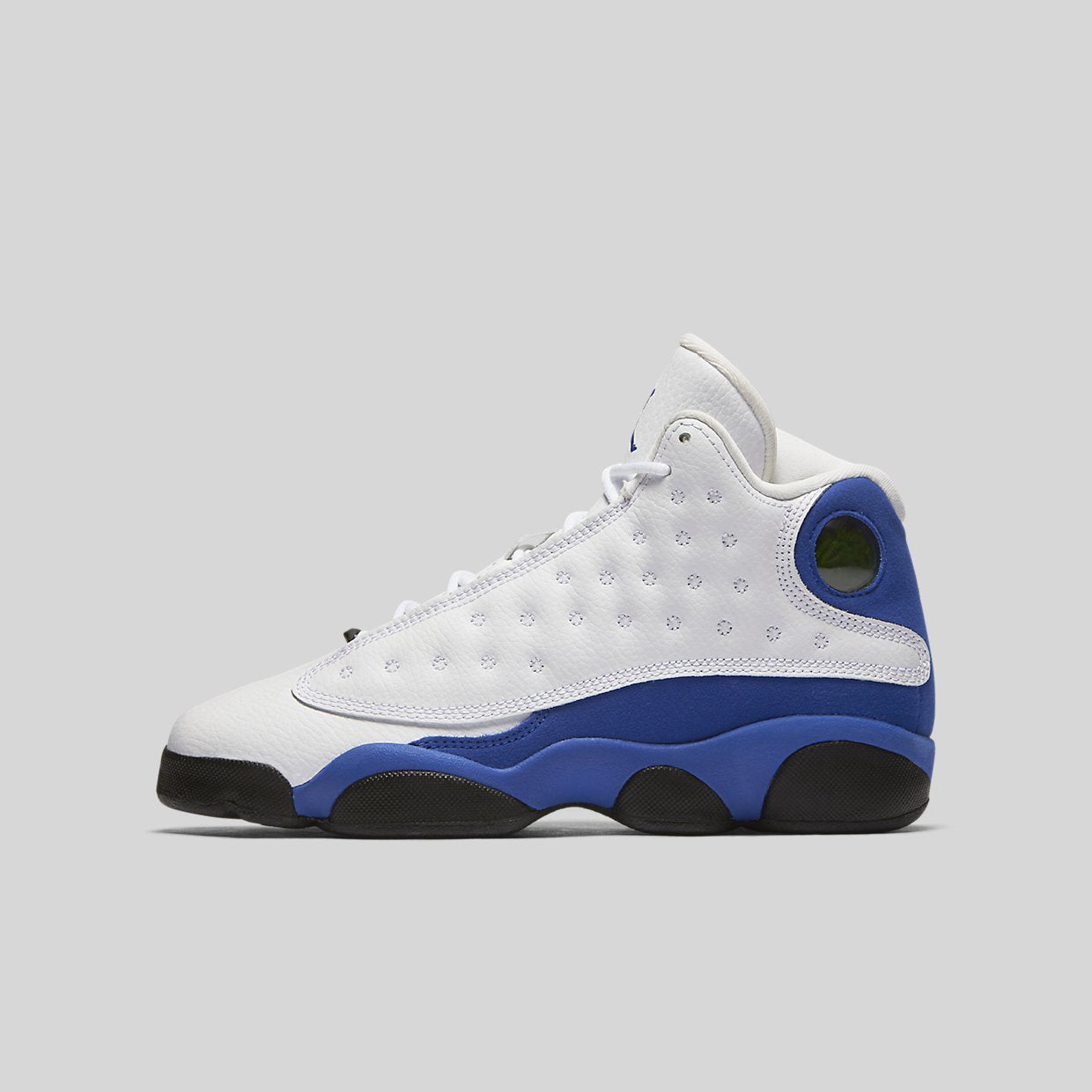 competitive price 17adc e1927 Nike AIR JORDAN 13 RETRO BG white hyper royal-black