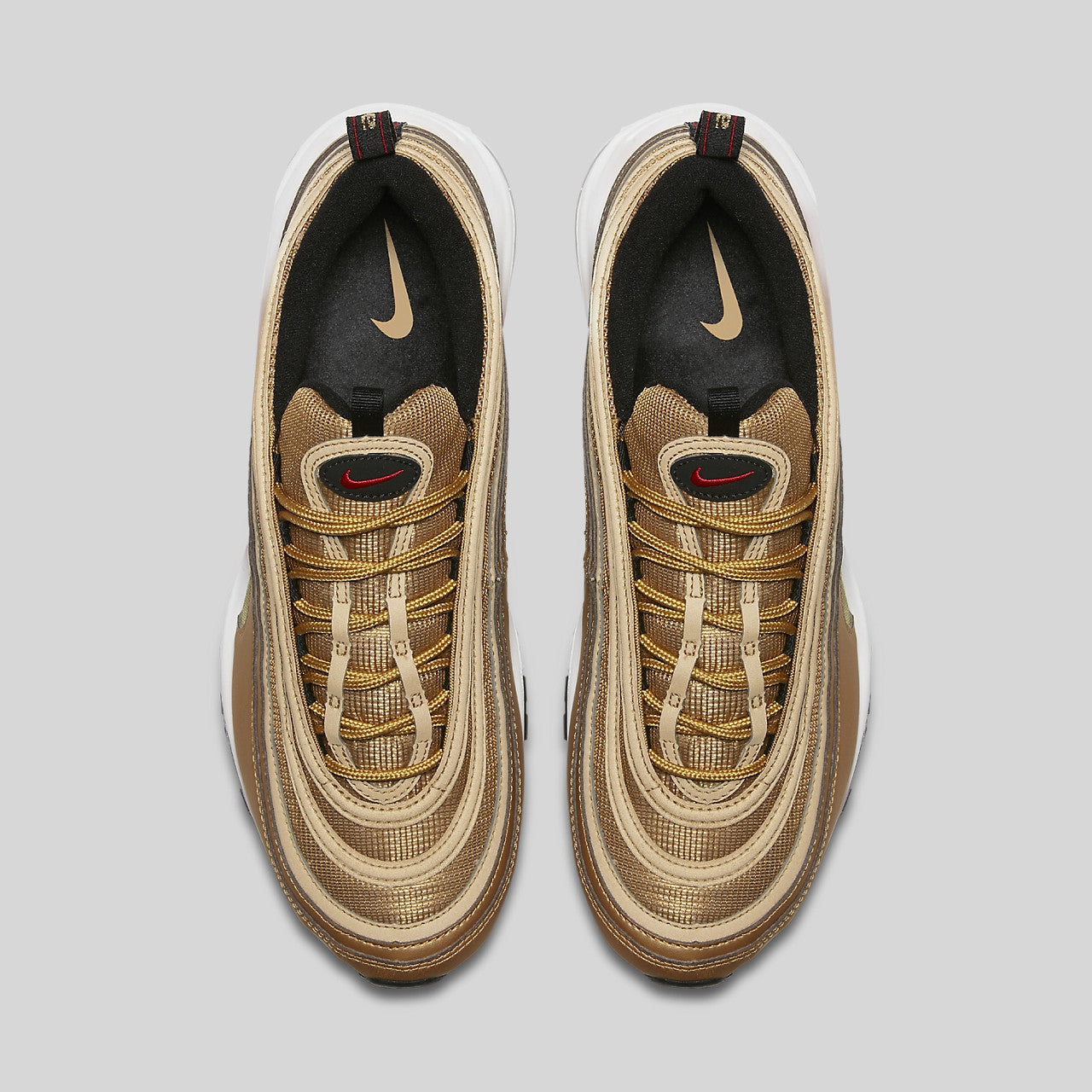 06df090e Nike Air Max 97 OG QS Metallic Gold (884421-700) | KIX-FILES