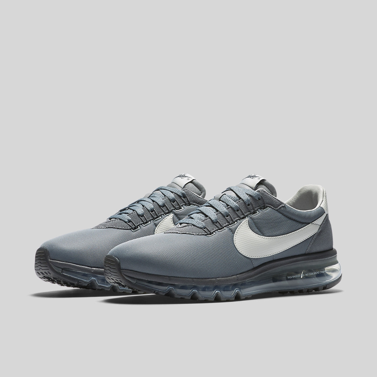 wholesale dealer 8431f a8e9f Nike Air Max LD-Zero / Fragment Cool Grey. Item Number: 885893-002