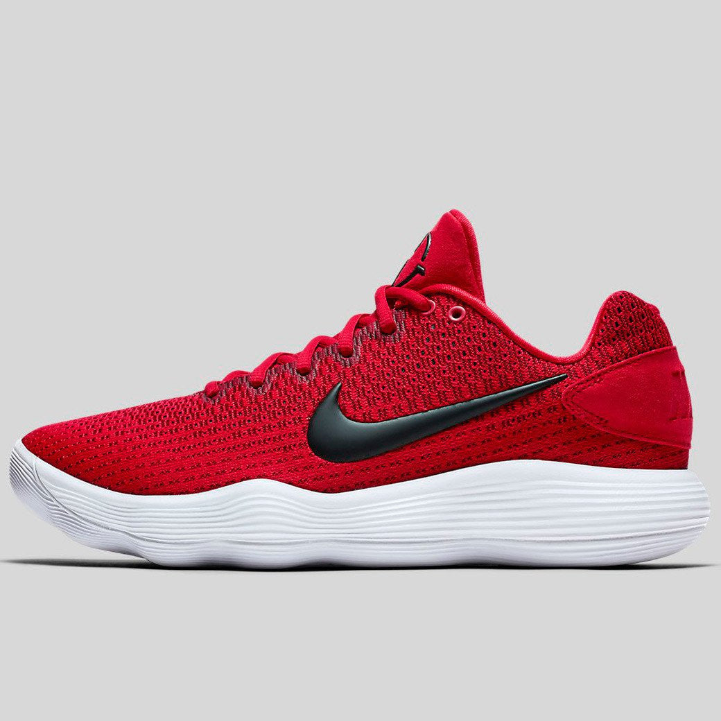 Nike Hyperdunk 2017 Low EP University Red Black White Team Red (897637-600)