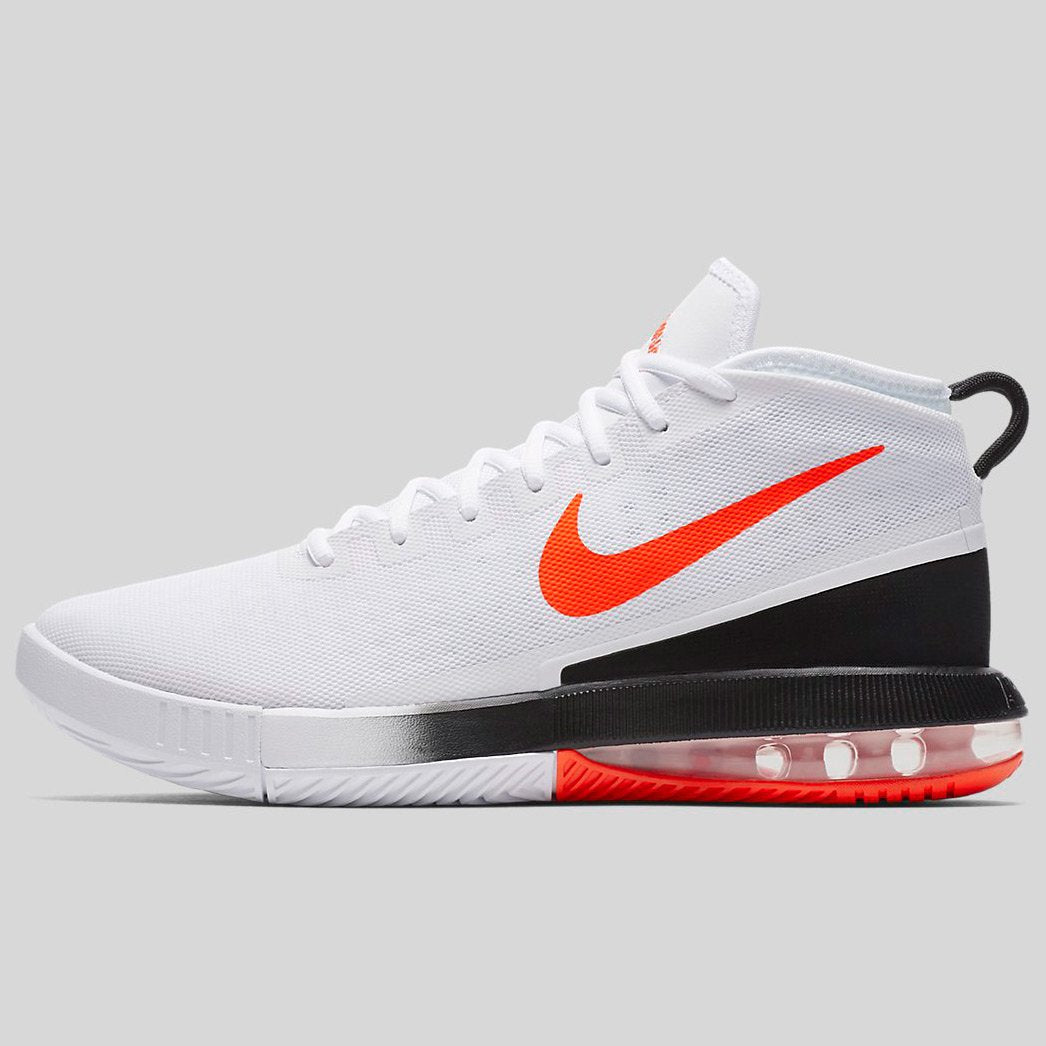 Nike AIR MAX DOMINATE EP White Total Crimson-Black (897652-100)