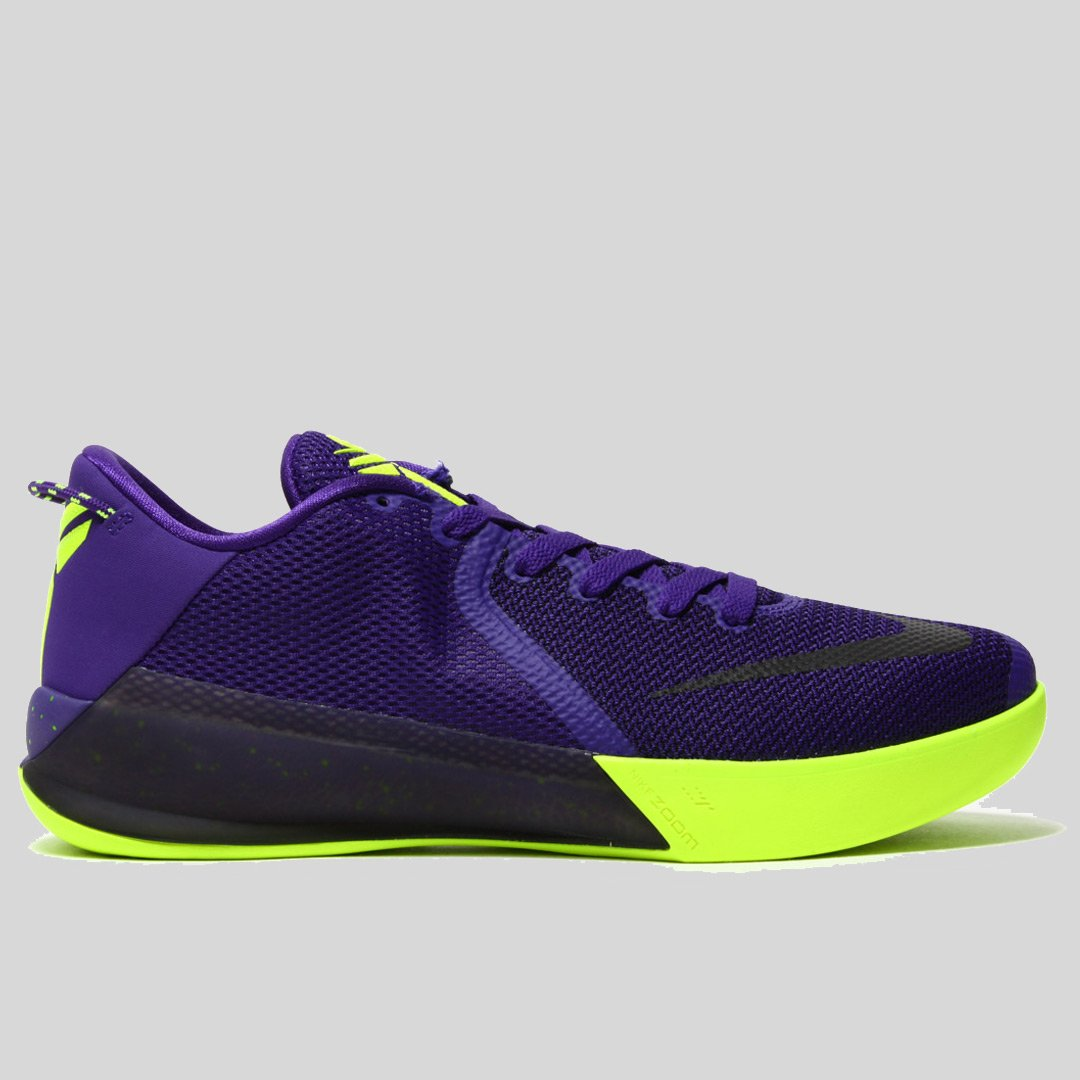 a123474dd0d9 Nike ZOOM KOBE VENOMENON 6 EP Court Purple Volt-Black (897657-500 ...