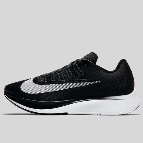 low priced d1626 1581a Nike ZOOM FLY Black White Anthracite Wolf Grey (897821-001)