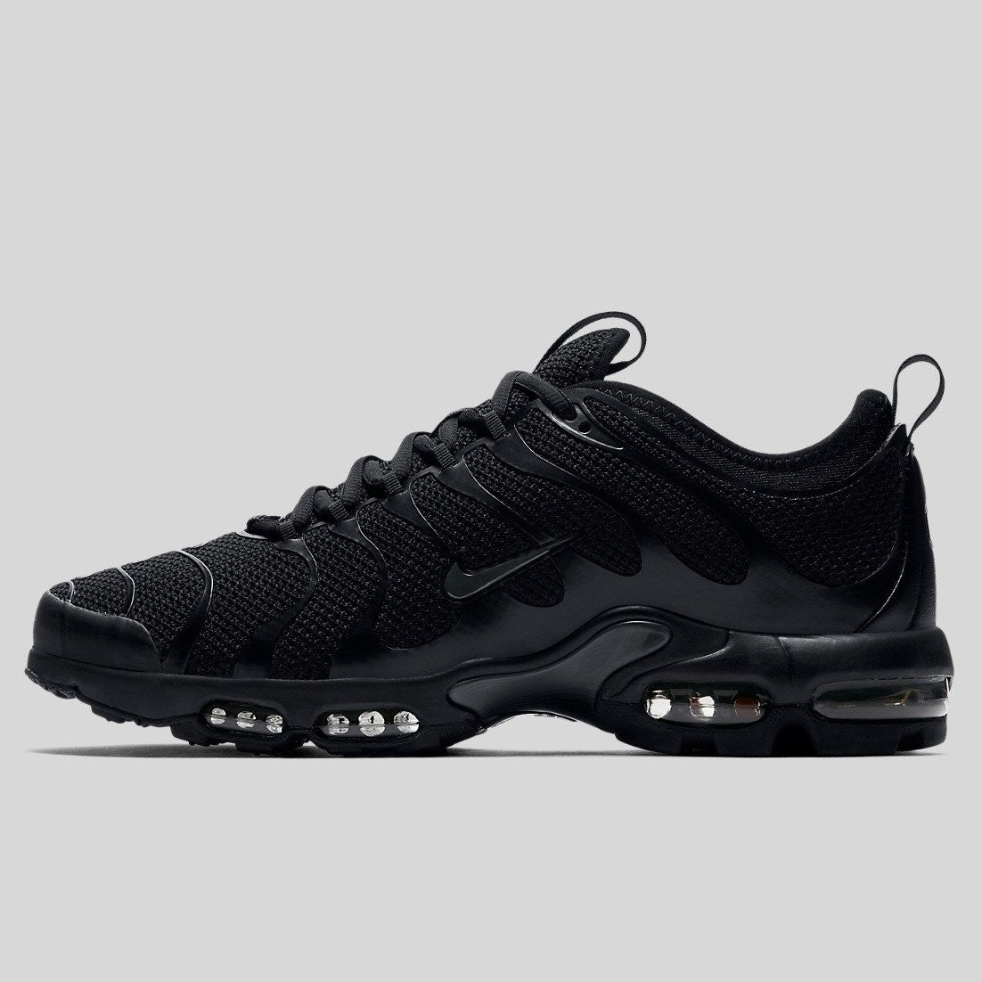 quite nice sale retailer shades of Nike Air Max Plus TN Ultra Black Anthracite Black
