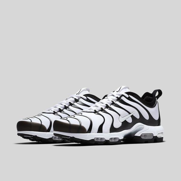 new concept 7a774 d3fc8 Nike Air Max Plus TN Ultra White Black