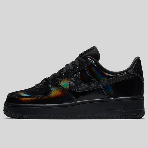 6aa8ef43c1 Nike Wmns AIR FORCE 1 07 LX BLACK BLACK-SUMMIT WHITE