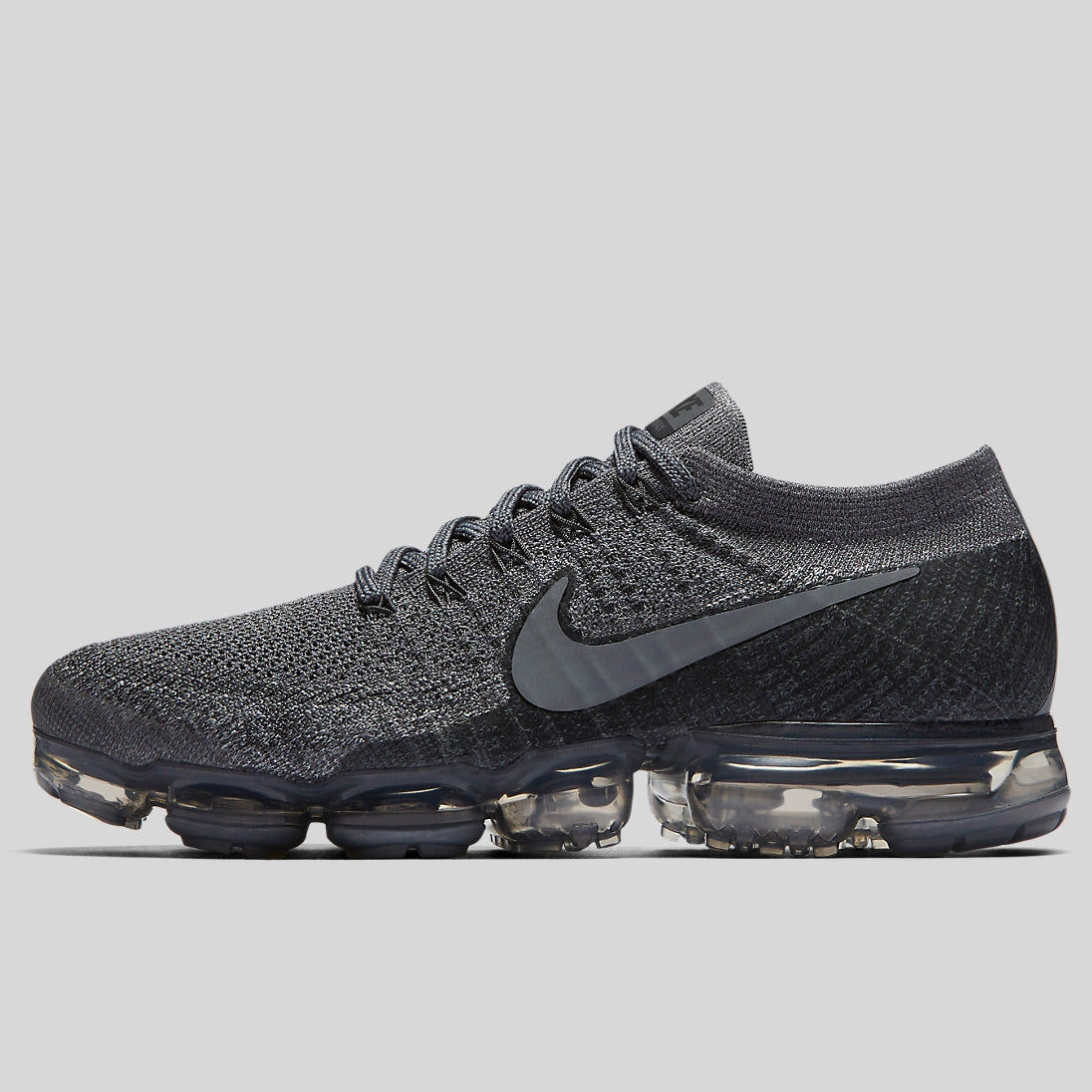 f4ac8da1463 Nike Lab Air Vapormax Flyknit Cool Grey Dark Grey (899473-005)