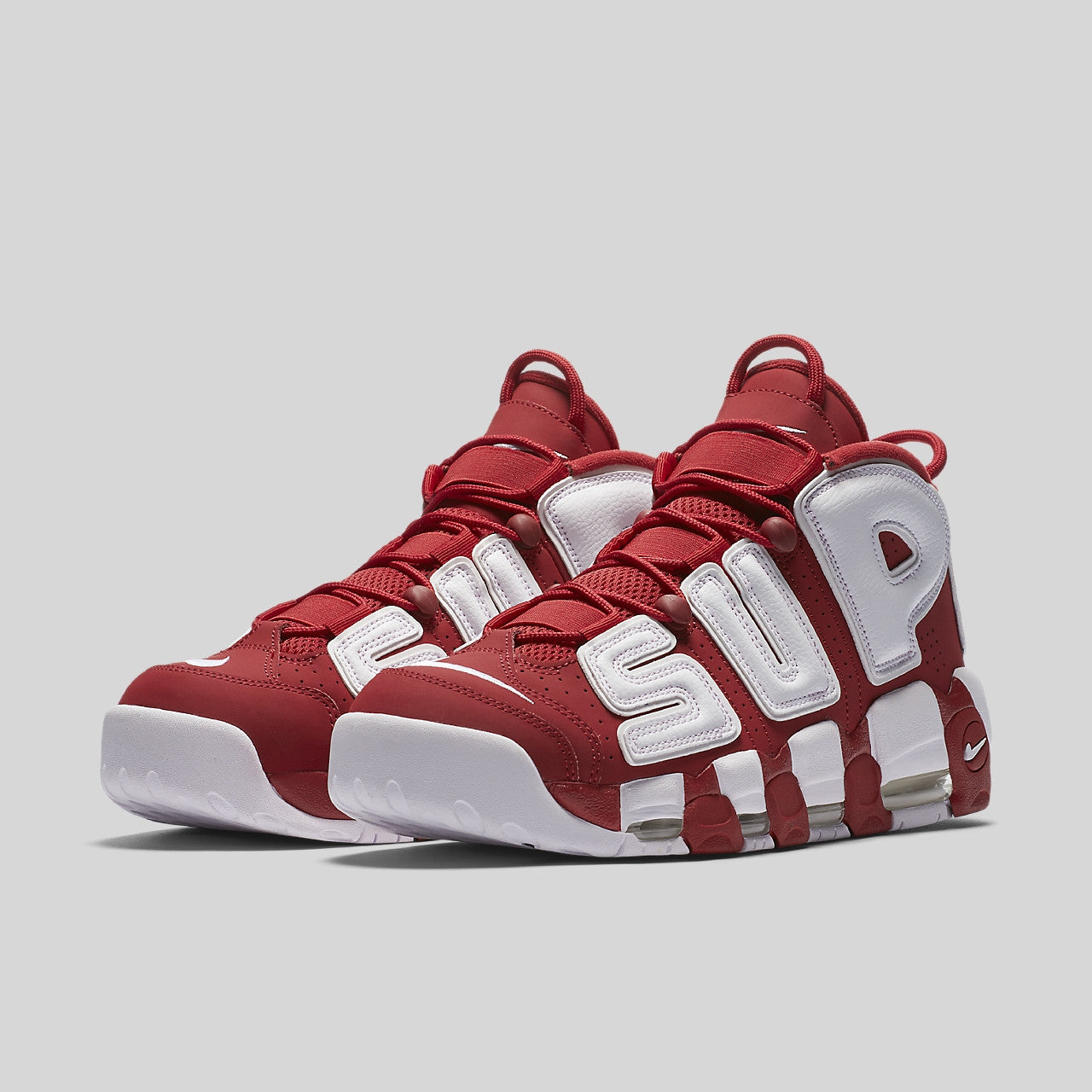 8b25fdc47623 Supreme x Nike Air More Uptempo Suptempo Red (902290-600)