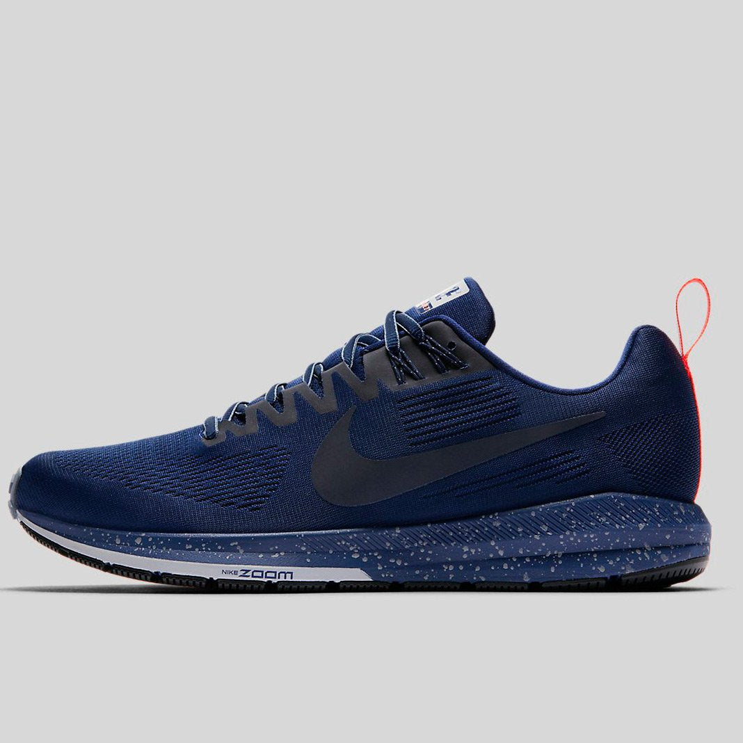 Discreto caos muelle  Nike AIR ZOOM STRUCTURE 21 SHIELD Binary Blue Obsidian-Armory Blue  (907324-400) | KIX-FILES