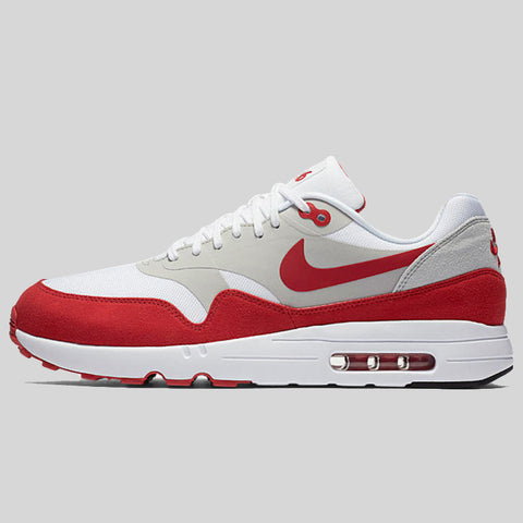 ff6fd51a442e Nike Air Max 1 Ultra 2.0 LE White University Red 326