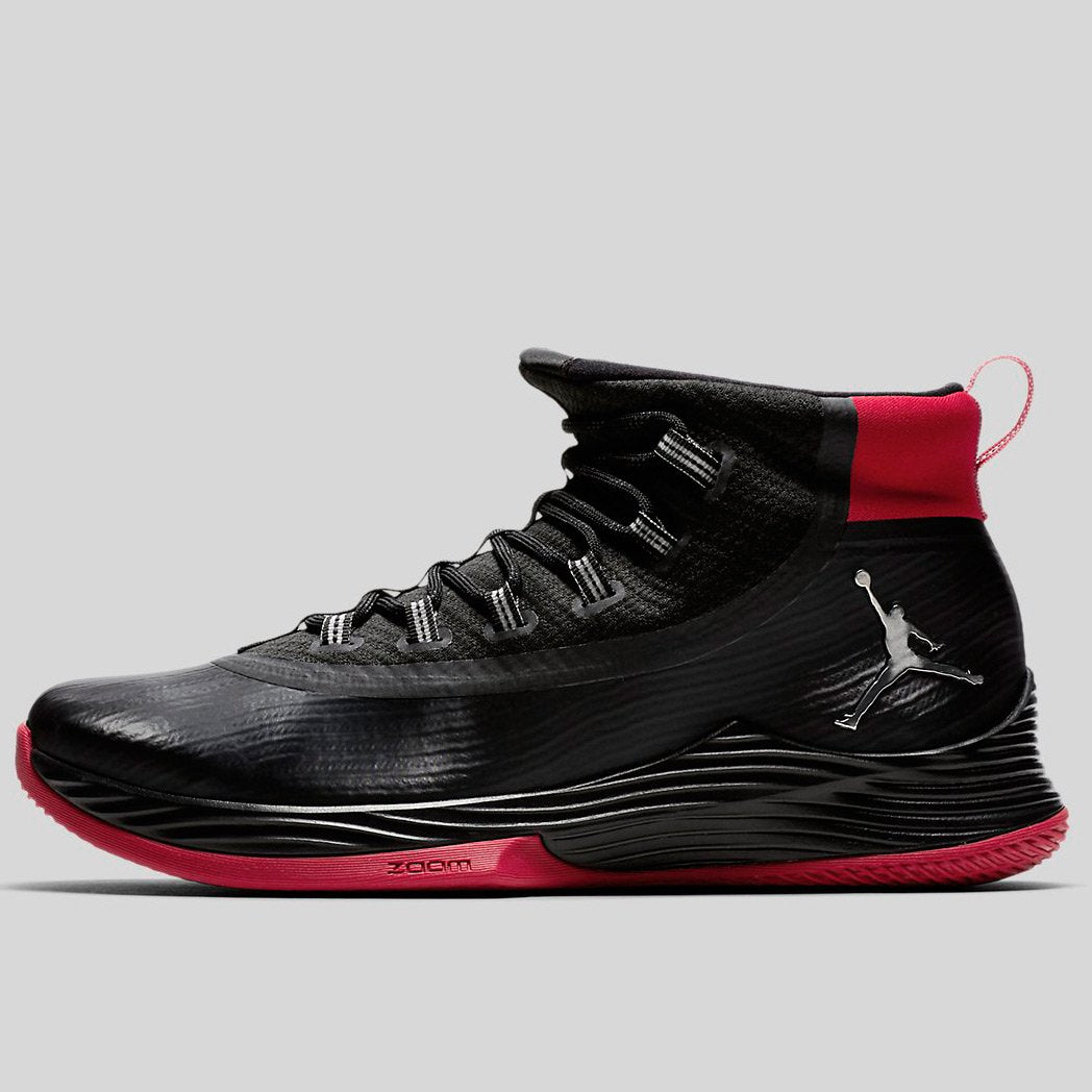 on sale 5bba9 33ee9 ... coupon code for nike jordan ultra fly 2 x black metallic silver gym red  914479 003