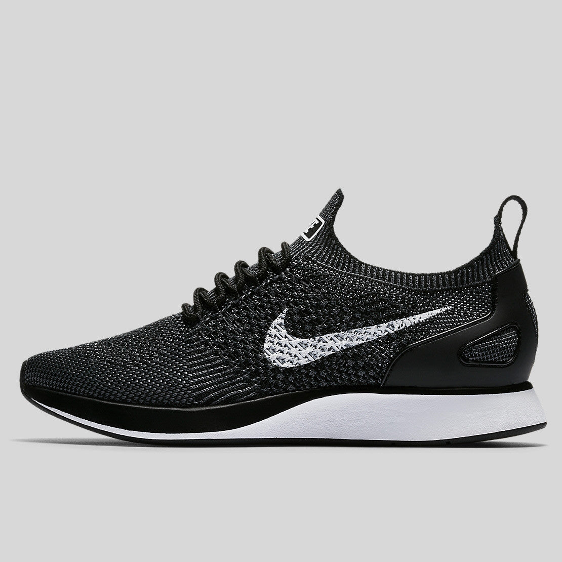 b2d3498e6d64 Nike Wmns Air Zoom Mariah FK Racer PRM Black White Dark Grey (917658 ...