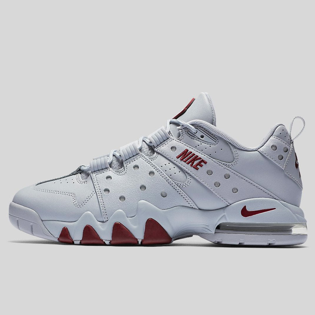 daf62d1b5d3d ... Nike AIR MAX2 CB 94 LOW Wolf Grey Team Red-Metallic Silver (917752- Nike  Black ...