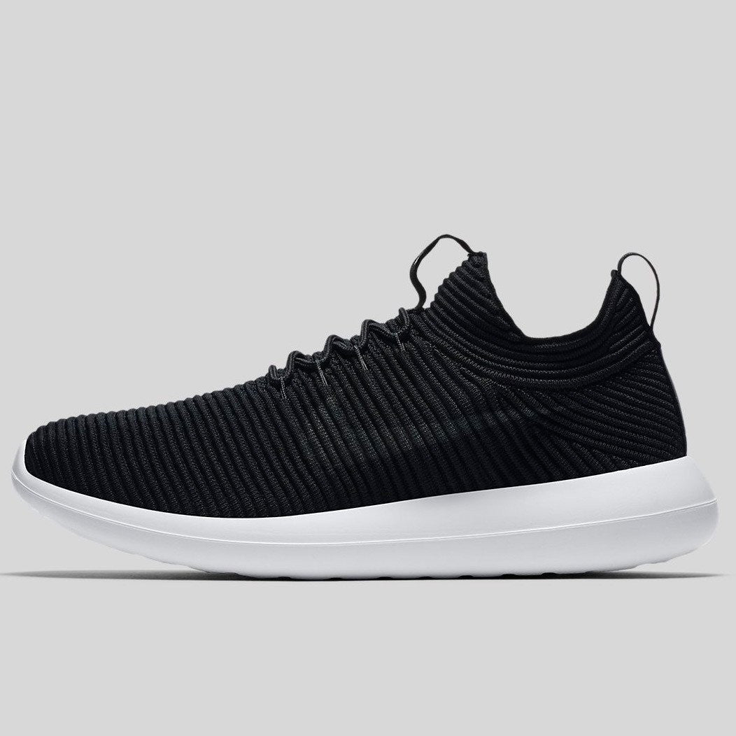Nike Roshe Two Flyknit V2 Black Anthracite White (918263-002)  2ff11f8621a5