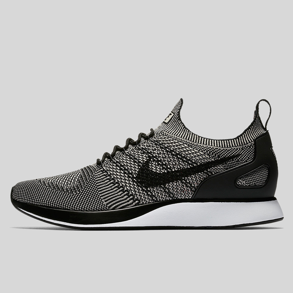 cheap for discount 4597a d0dd9 Nike Air Zoom Mariah Flyknit Racer Pale Grey Black Solar Red White  (918264-003