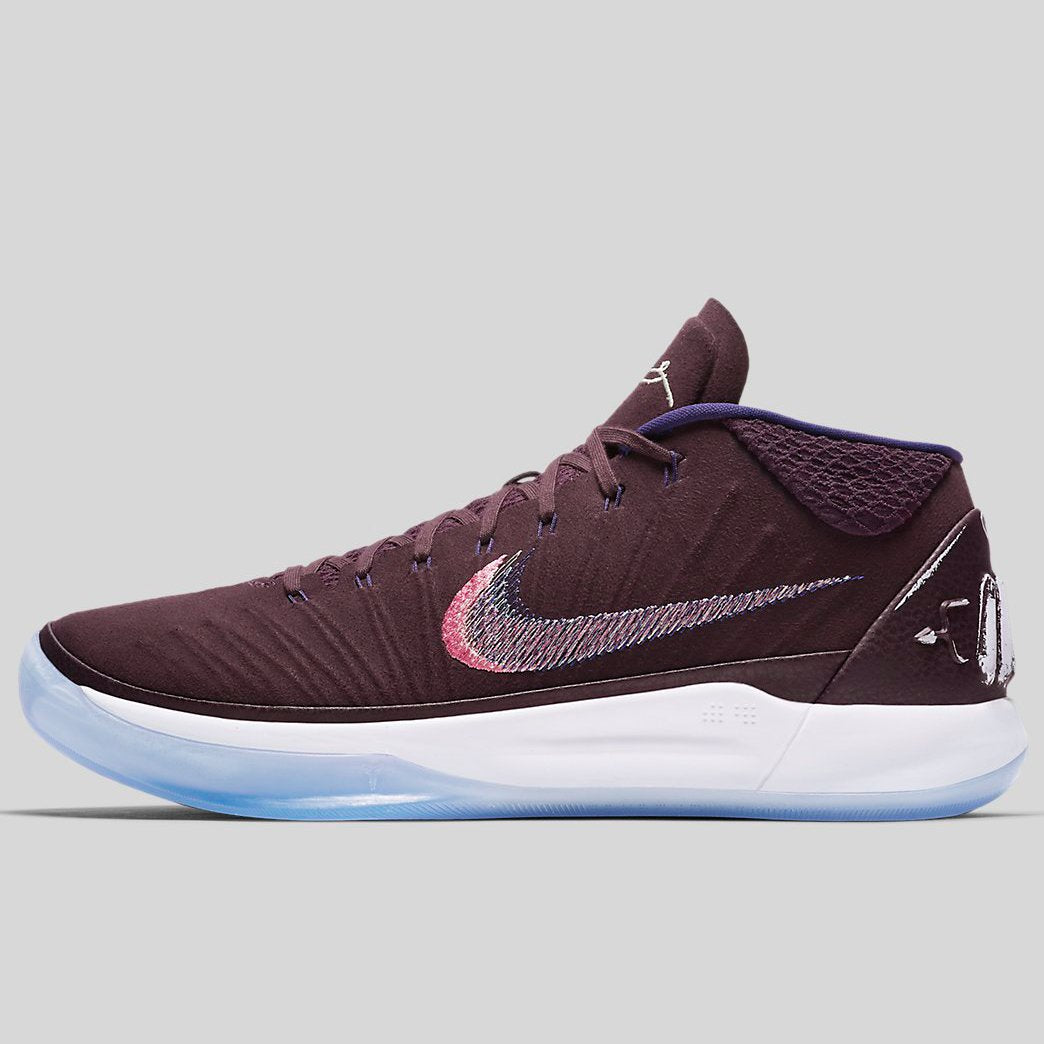 competitive price f3b5b 2bf5c Nike KOBE AD EP Port Wine Multi-Color (922484-602)