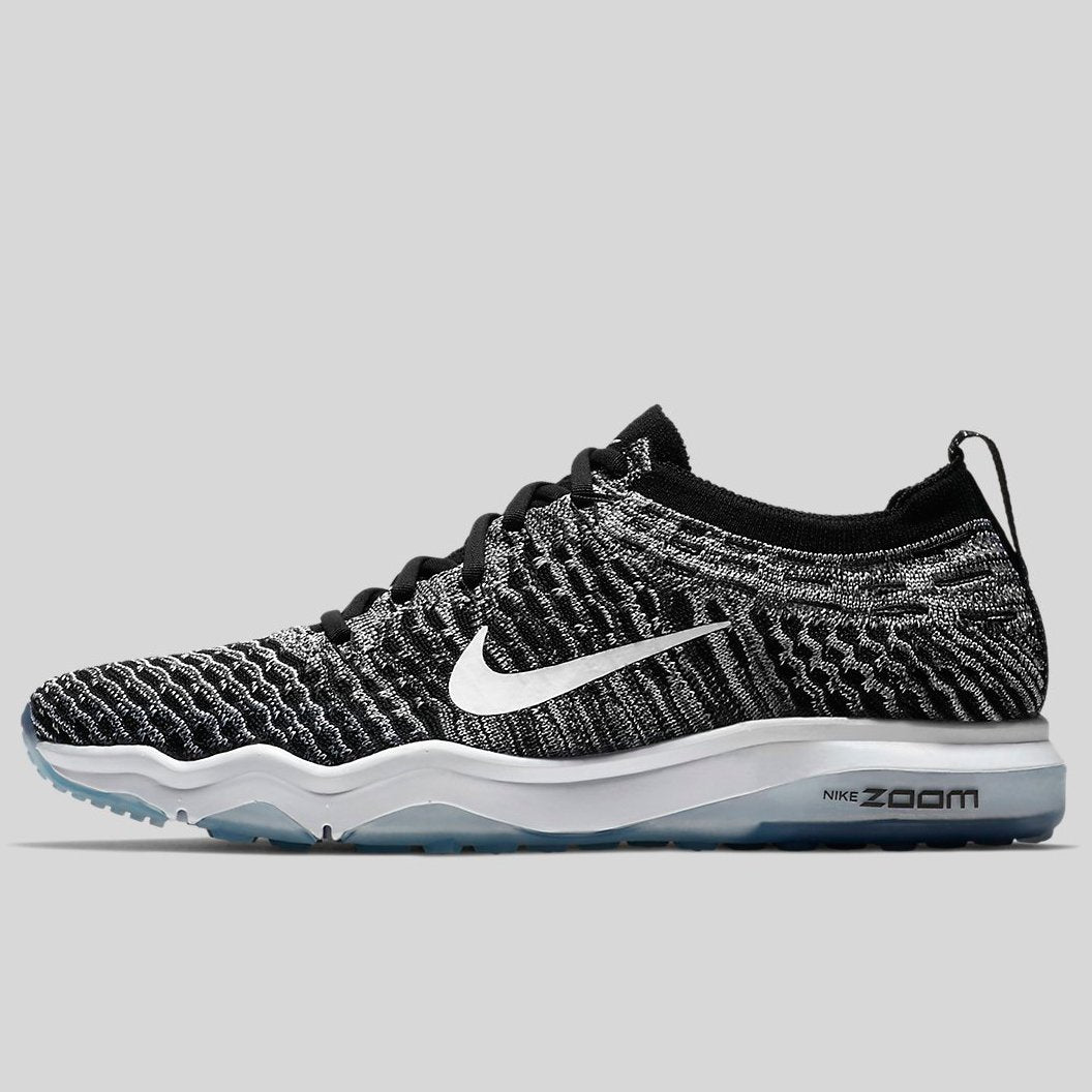 detailing 26553 d0bbf Nike Wmns AIR ZOOM FEARLESS FK LUX Black White-Cool Grey (922872-007
