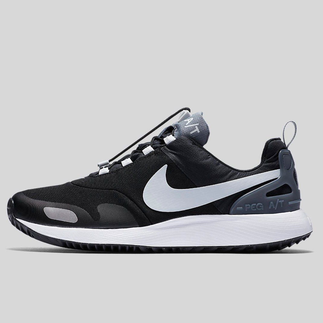 21811c449768 Nike AIR PEGASUS A T Black Pure Platinum-Cool Grey-White (924469-003 ...