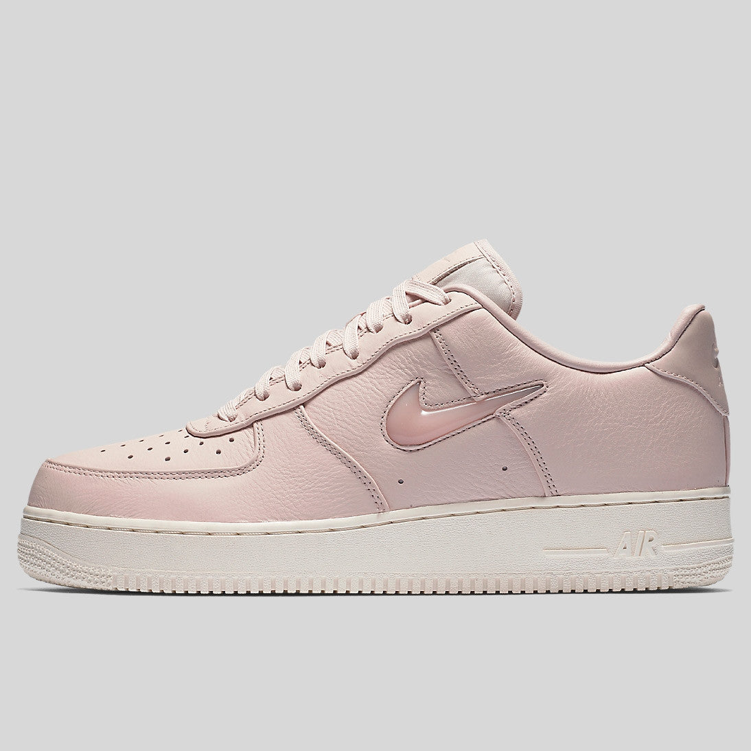 Nike Air Force 1 Retro PRM Jewel Silt Red