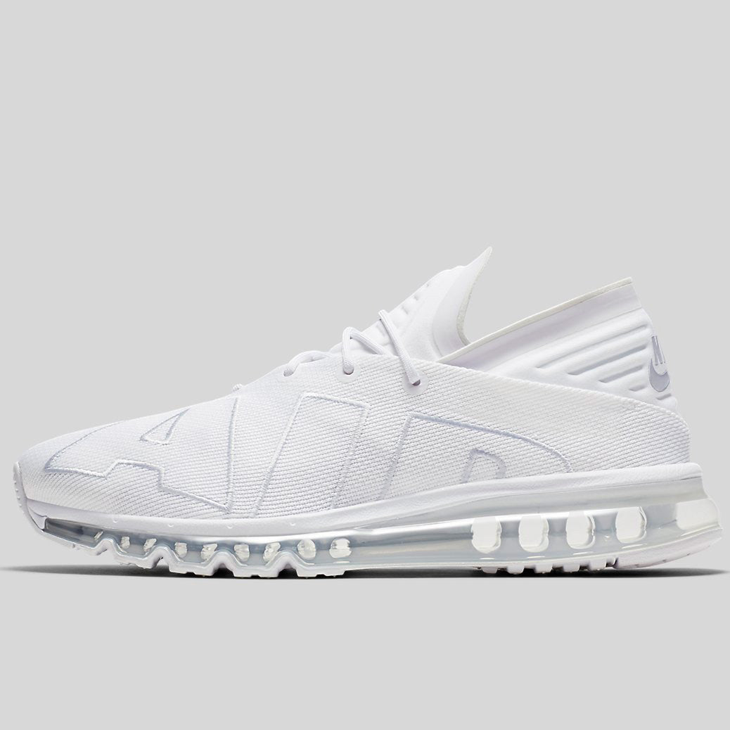 new arrival 91619 cfe6c NIKE AIR MAX FLAIR WHITE PURE PLATINUM (942236-102)   KIX-FILES