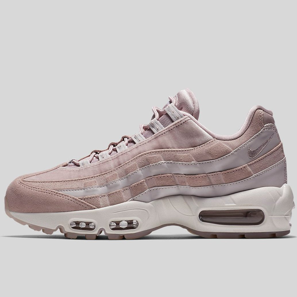online store b8362 52051 Nike AIR MAX 95 LX Particle Rose Particle Rose Vast Grey (AA1103-600)