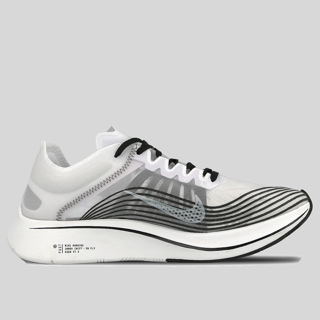 nike zoom fly white