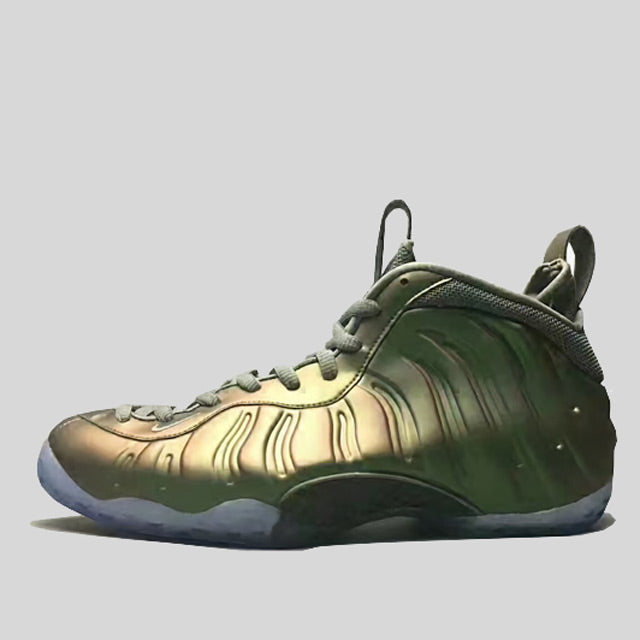 Deadstock Nike Air Foamposite One PRM Haystack ... eBay