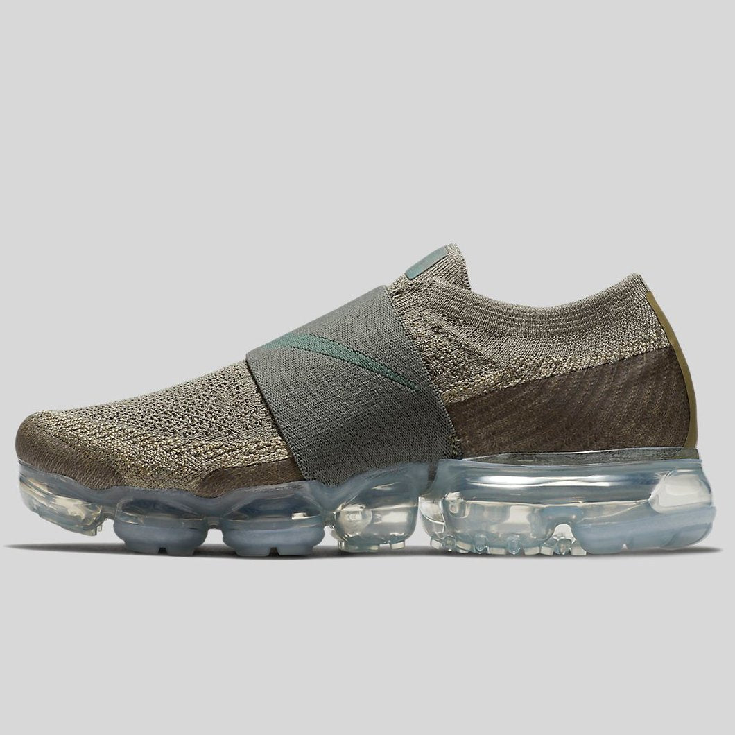 463f66d4aa Nike AIR VAPORMAX FK MOC Dark Stucco Clay Green Neutral Olive (AA4155-013)
