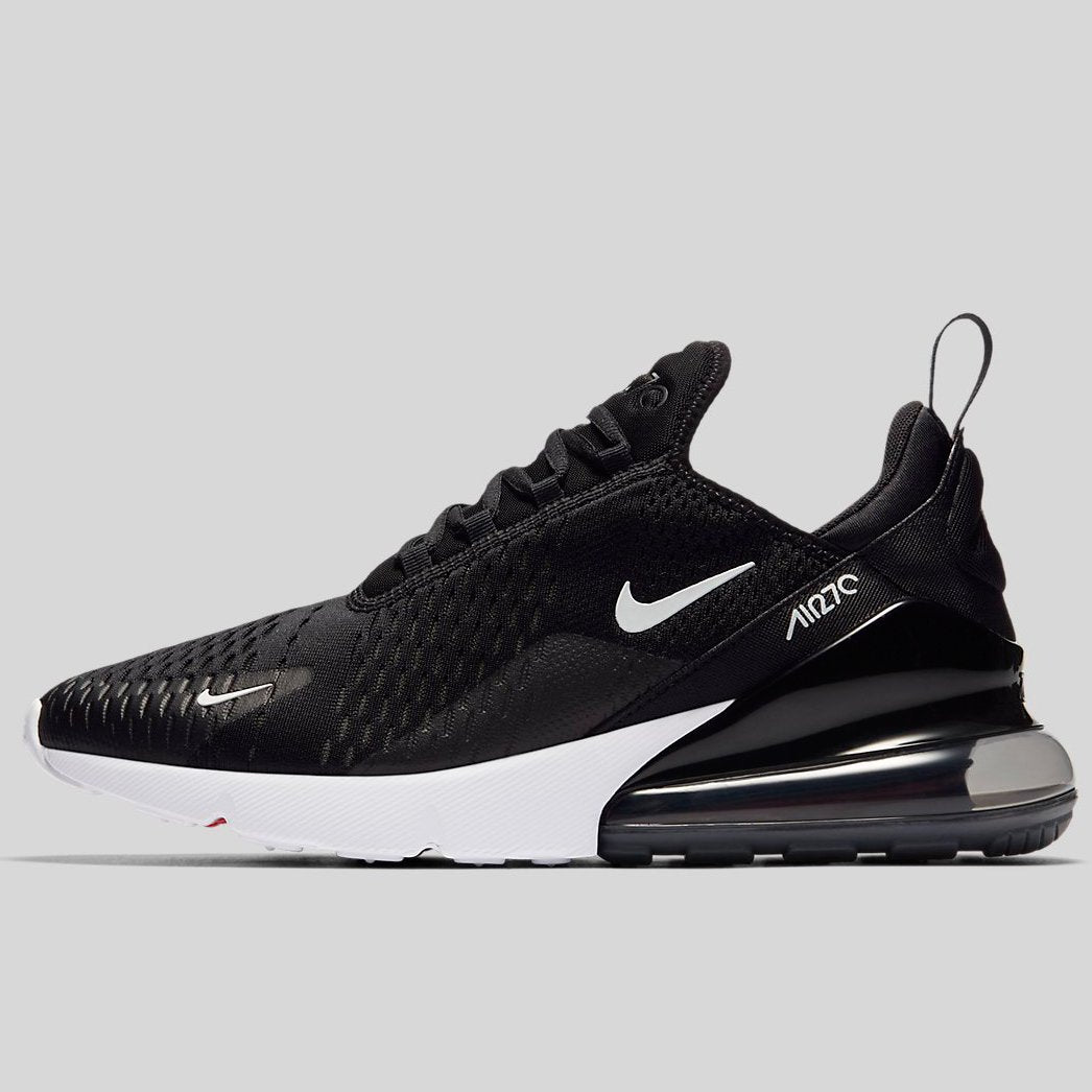 hot sale online 63749 d614c Nike AIR MAX 270 black anthracite-white-solar red (AH8050-002)