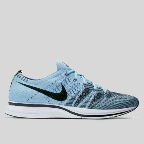 2669205d5cc8 ... authentic nike flyknit trainer cirrus blue black white ah8396 400 dfb89  ed0ad