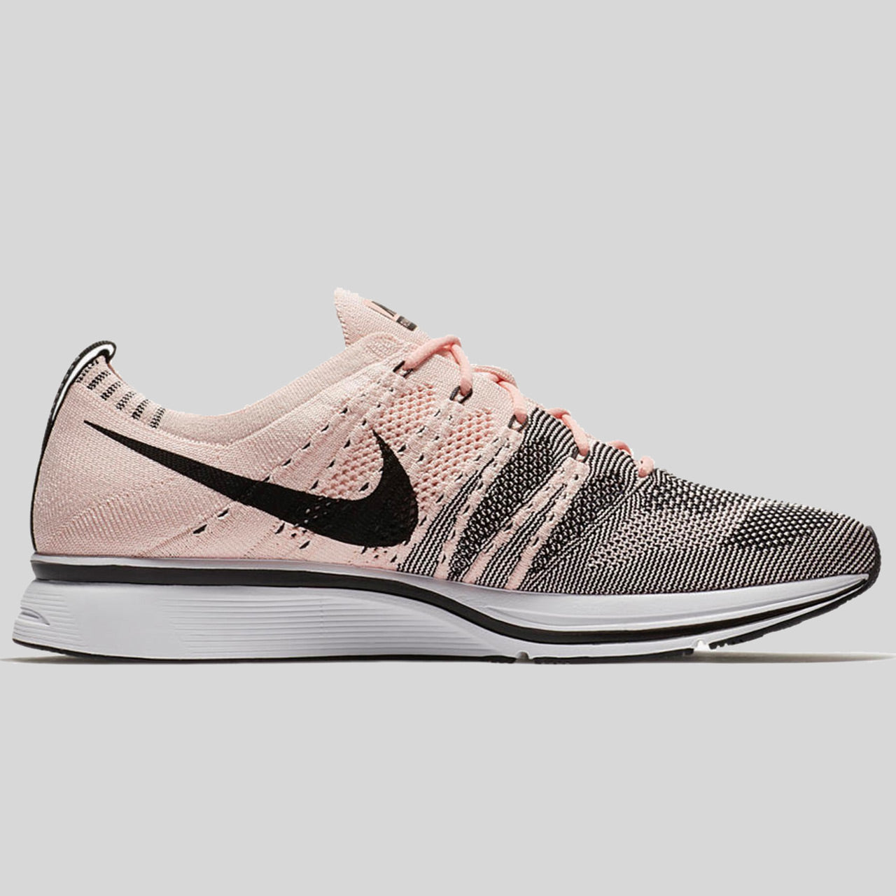 """7bcd6cbb9ce3 Nike Flyknit Trainer Pink """"Sunset Tint"""" (AH8396-600)"""