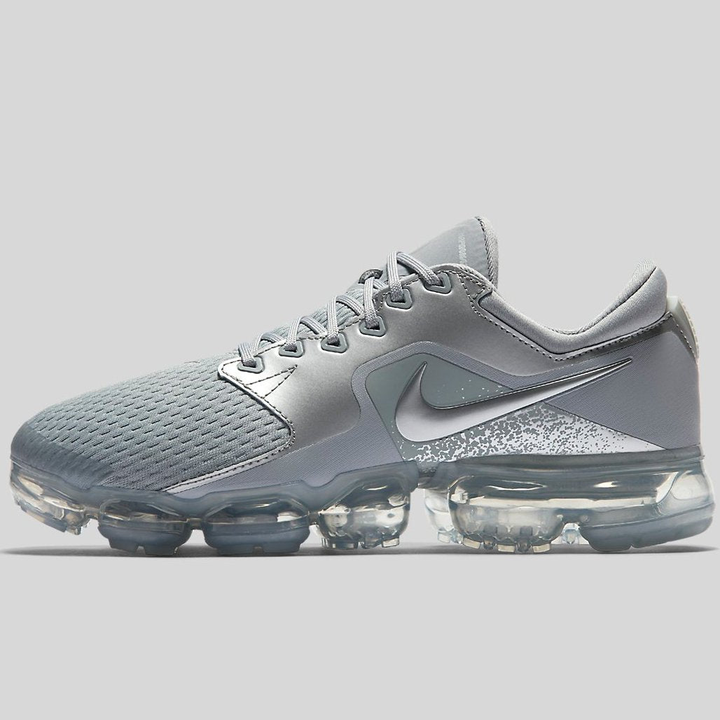 best loved a8aba 93ac9 Nike Wmns AIR VAPORMAX Wolf Grey Metallic Silver Chrome