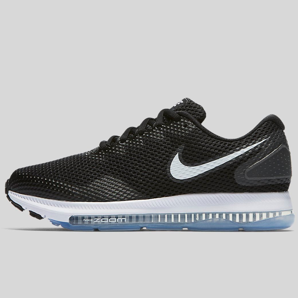 new style b5511 15239 Nike ZOOM ALL OUT LOW 2 Black White Anthracite (AJ0036-003)