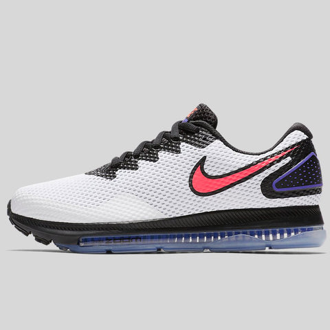 090099ce6dfb Nike ZOOM ALL OUT LOW 2 White Solar Red Black (AJ0036-101)