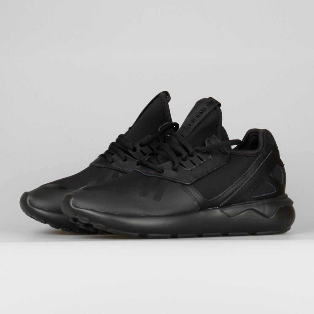 low cost 70e1f db166 adidas Tubular Runner Triple Black