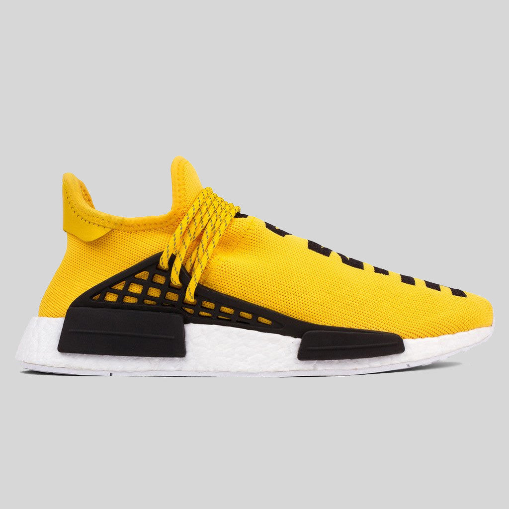 dc5708df6c67a adidas PW Human Race NMD Pharrell Williams Yellow (BB0619)