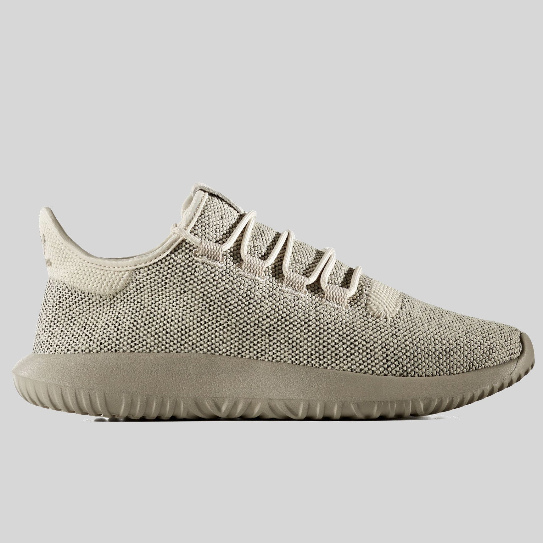 Adidas Tubular Knit Clear Brown