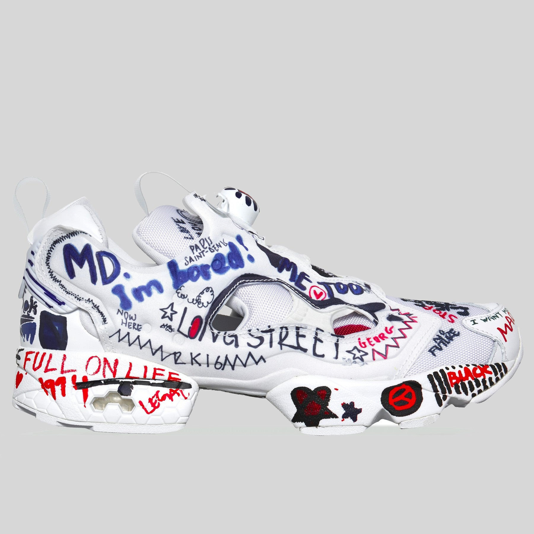 9465b2d34a07 Vetements x Reebok Insta Pump Fury Graffiti (BS7031)