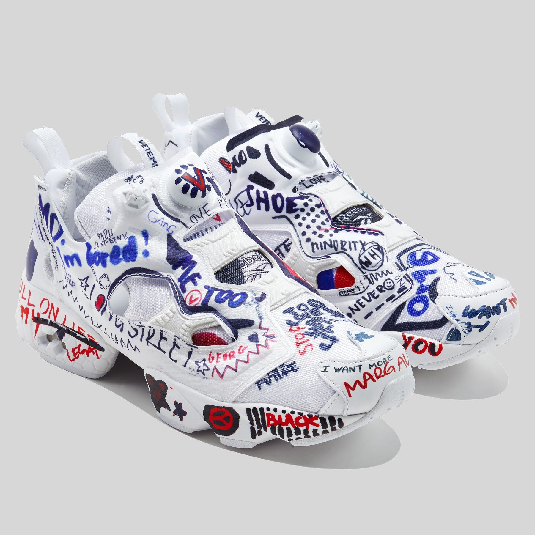 reebok insta pump vetements