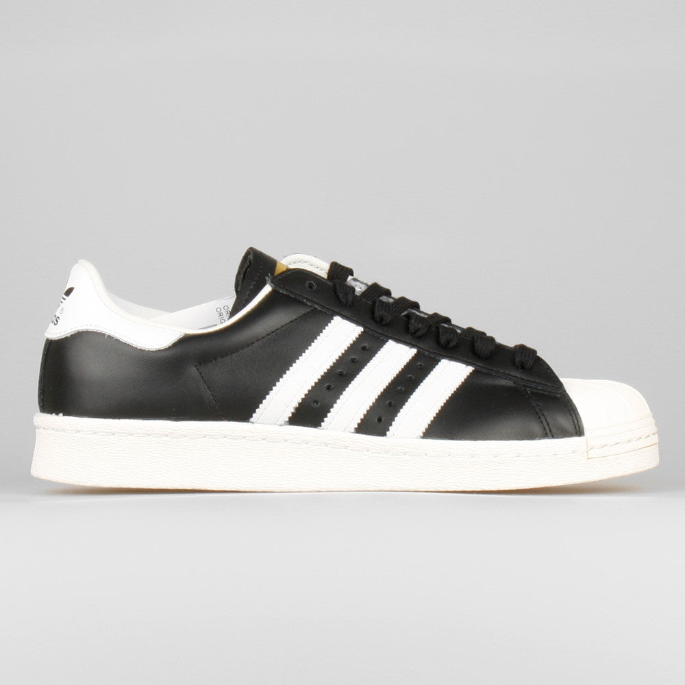 adidas Superstar 80s Black White (G61069)  b283b8482b2e