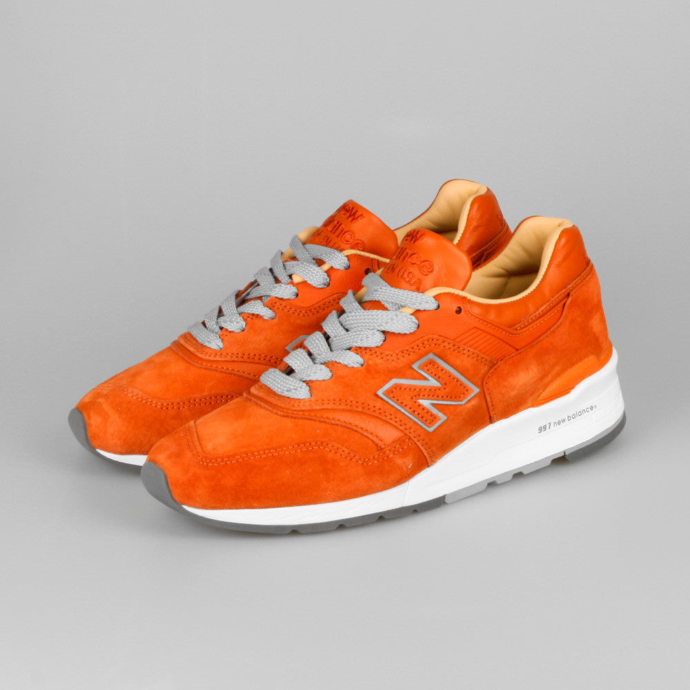new style c00ea c3ae7 Concepts x New Balance M997 Luxury Goods Hermes