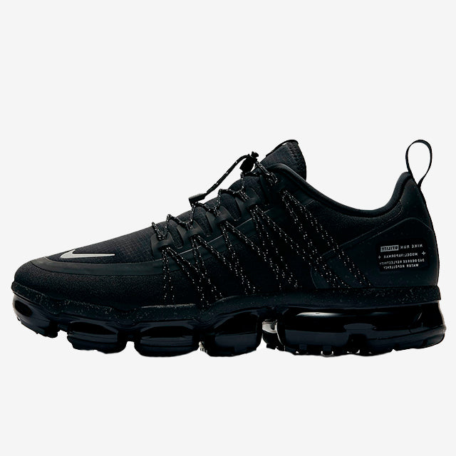 separation shoes cb3d7 ae335 NIKE AIR VAPORMAX RUN UTILITY BLACK/REFLECT SILVER-BLACK-BLACK (AQ8810-003)