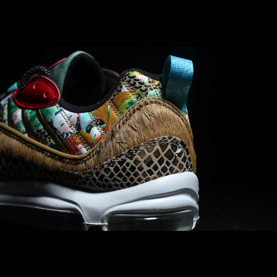 detailed look 1c7a4 7d76a Nike Air Max 98 CNY Year of the Pig 2019 (BV6649-708)