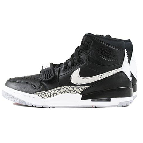 fc205c3dd78731 Nike Air Jordan LEGACY 312 by Just Don BLACK WHITE (AV3922-001)